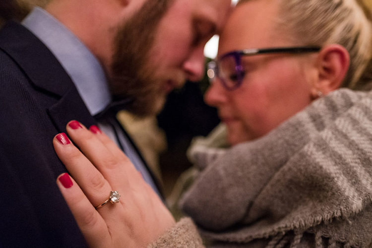 ROMANTISCHER HEIRATSANTRAG IN DER GROTTE DER KAISERIN - SCHLOSSHOTEL KRONBERG