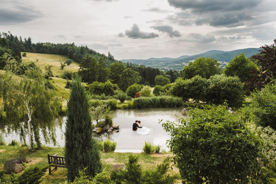 Hochzeitslocation am See in Lautertal Odenwald