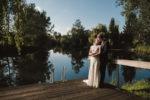 Freie Trauung am Wasser Romantikhotel Hof zur Linde in Münster