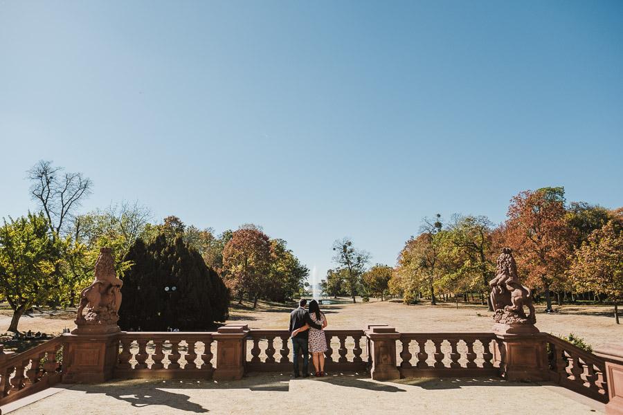 Terrasse Schloss Philippsruhe