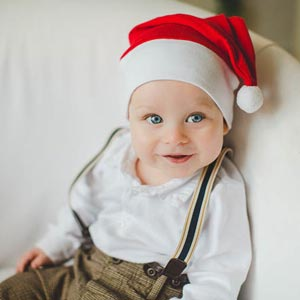 baby weihnachtsmuetze