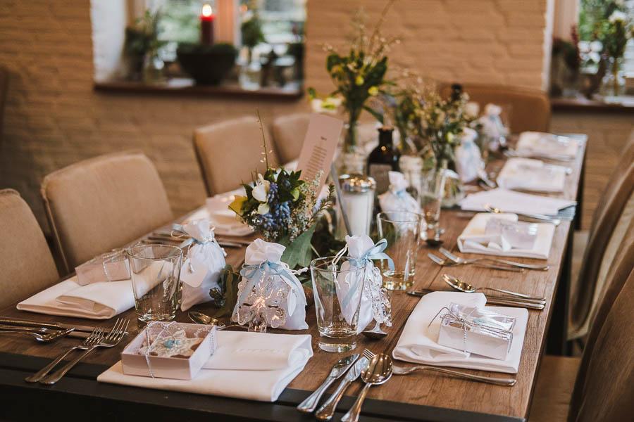 Tischdekoration Taufe Liebevoll Vladi Fotografie